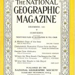 National Geographic December 1931-0