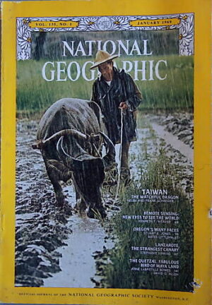 National Geographic January 1969-0