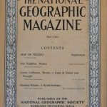 National Geographic May 1911-0