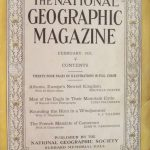 National Geographic February 1931-0