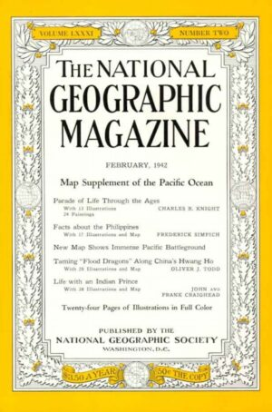National Geographic February 1942-0