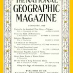 National Geographic February 1944-0