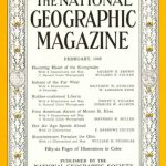 National Geographic February 1948-0