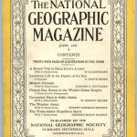 National Geographic June 1931-0