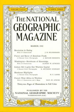 National Geographic March 1942-0