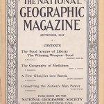 National Geographic September 1917-0