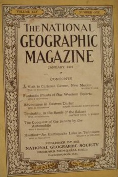National Geographic January 1924-0