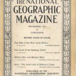 National Geographic November 1919-0
