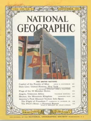 National Geographic September 1961-0