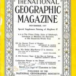 National Geographic November 1957-0