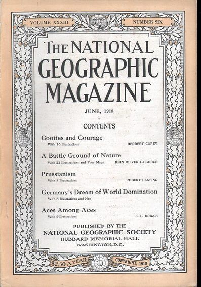 National Geographic June 1918-0