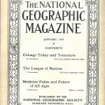 National Geographic January 1919-0