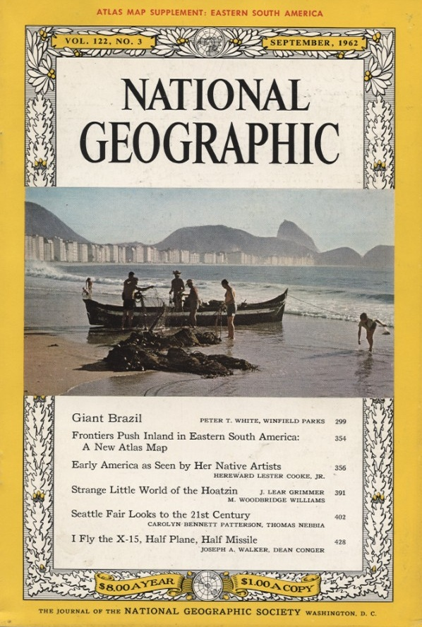 National Geographic September 1962-0