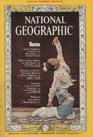 National Geographic February 1963-0
