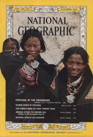 National Geographic October 1965-0