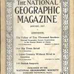 National Geographic January 1917-0