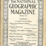 National Geographic March 1917-0