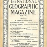 National Geographic April 1917-0