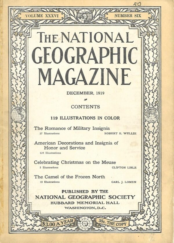 National Geographic December 1919-0