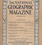 National Geographic September 1910-0