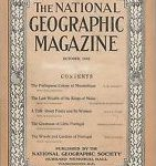 National Geographic October 1910-0
