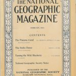 National Geographic February 1911-0