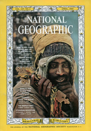 National Geographic April 1965-0