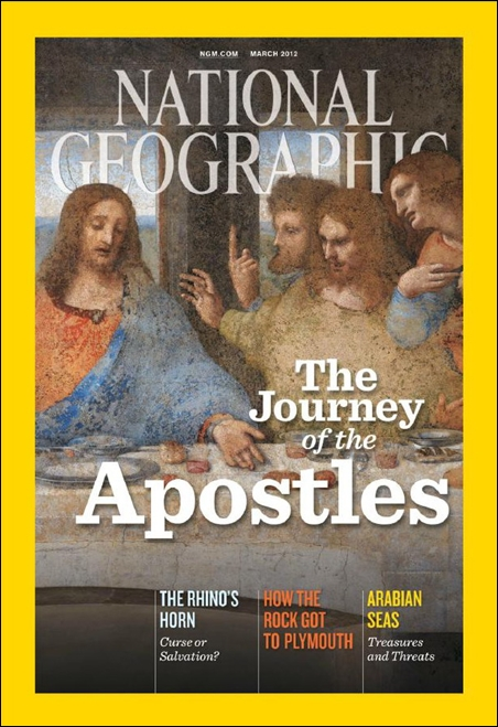 National Geographic March 2012-0