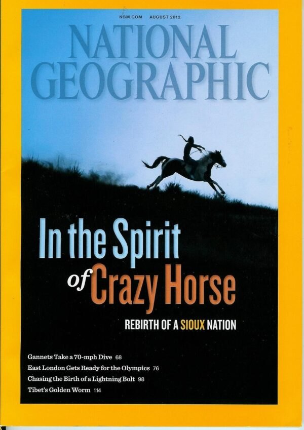 National Geographic August 2012-0