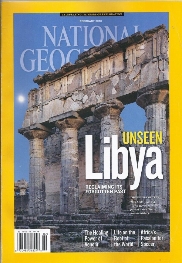 National Geographic February 2013-0