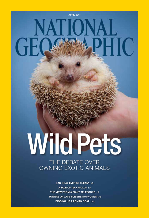 National Geographic April 2014-0