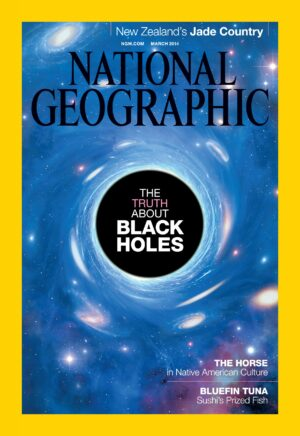 National Geographic March 2014-0