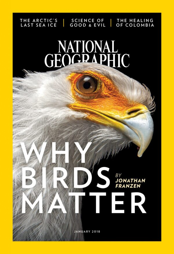 National Geographic January 2018-0