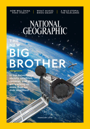 National Geographic February 2018-0