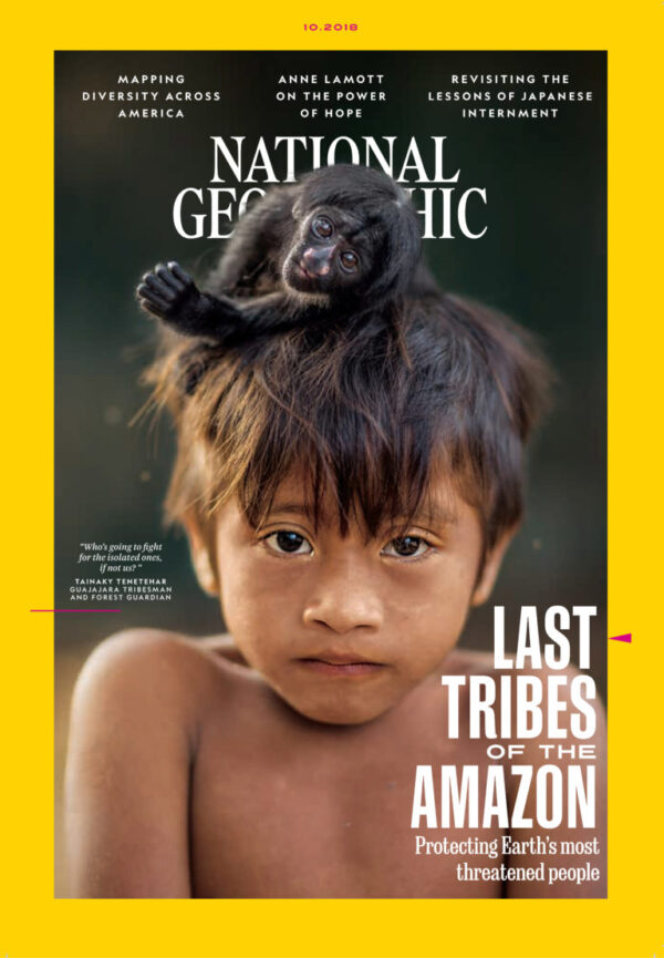 National Geographic October 2018-0