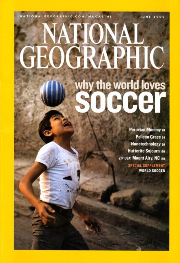 National Geographic June 2006-0