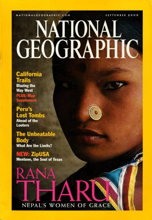 National Geographic September 2000-0