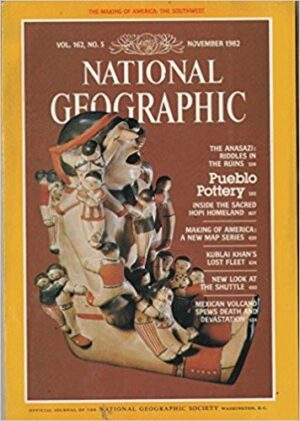 National Geographic November 1982-0
