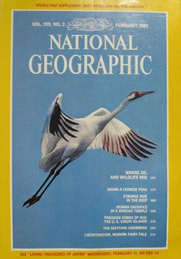National Geographic February 1981-0