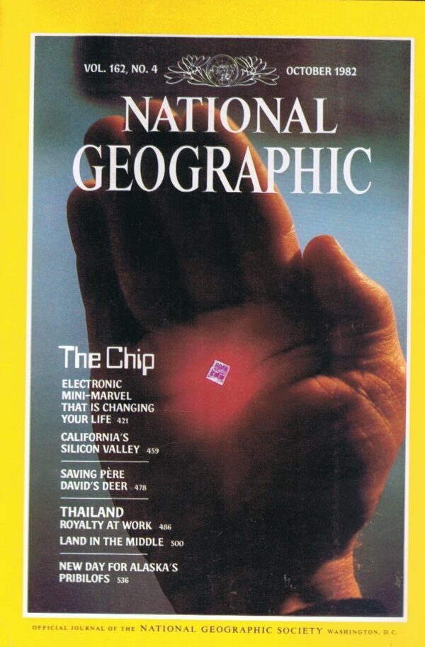 National Geographic October 1982-0