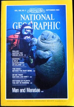 National Geographic September 1984-0