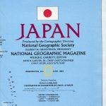 National Geographic Map June 1984-0
