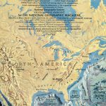 National Geographic Map October 1969-0