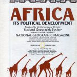 National Geographic Map February 1980-0