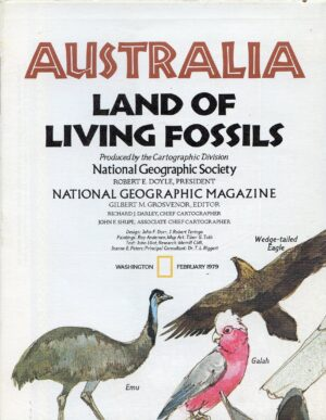 National Geographic Map February 1979-0