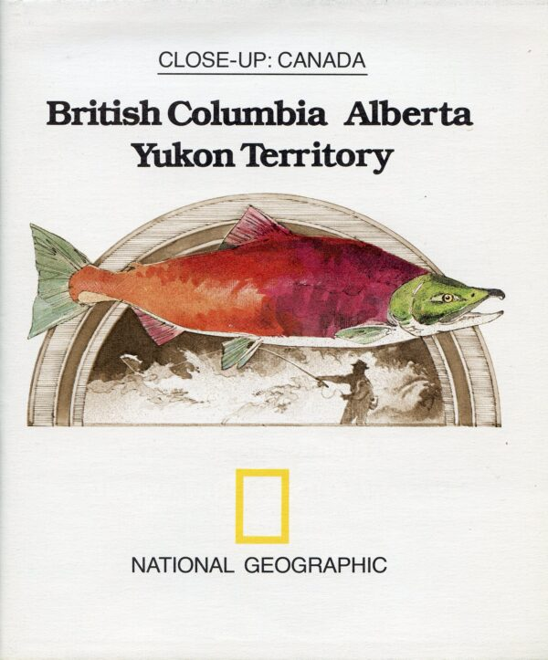 National Geographic Map April 1978-0