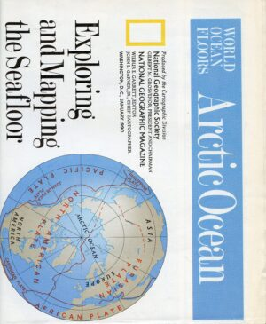 National Geographic Map January 1990-0
