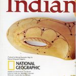 National Geographic Map September 2004-0