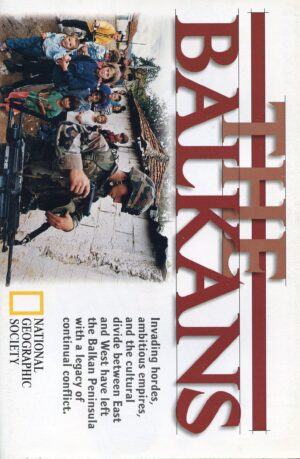 National Geographic Map February 2000-0