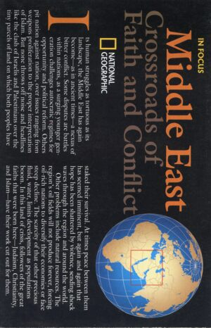 National Geographic Map October 2002-0